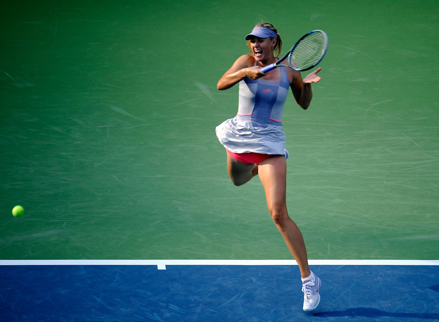 2011 US Open - Day 1
