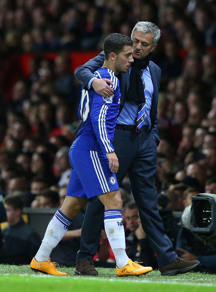 Con Hazard, ottobre 2014. Alex Livesey/Getty Images