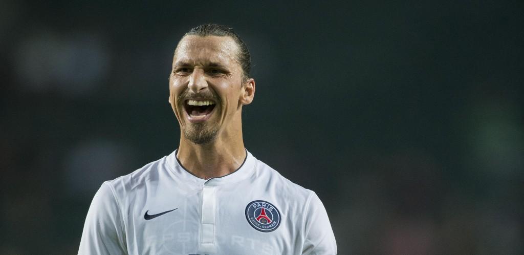 Ibrahimovic, al PSG, è il terzo più ricco del calcio. Victor Fraile/Getty Images