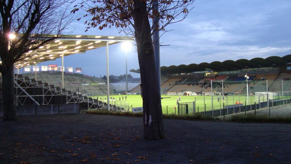 Lo stadio Jean Bouin, casa dell'Angers