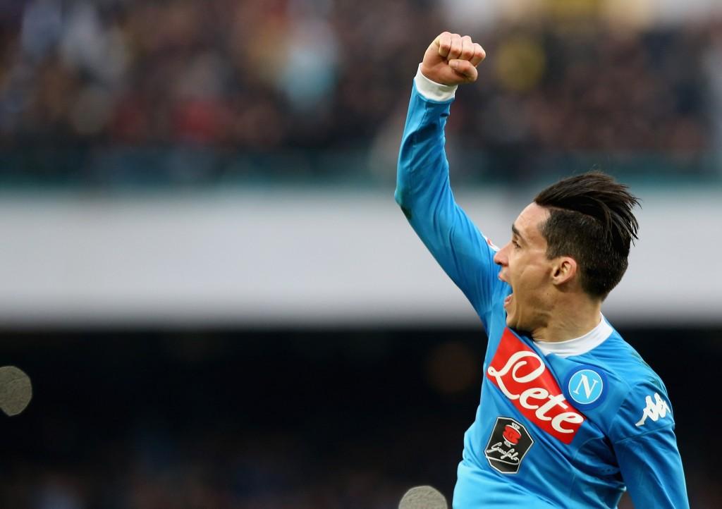 Callejón ha appena segnato all'Empoli. Maurizio Lagana/Getty Images