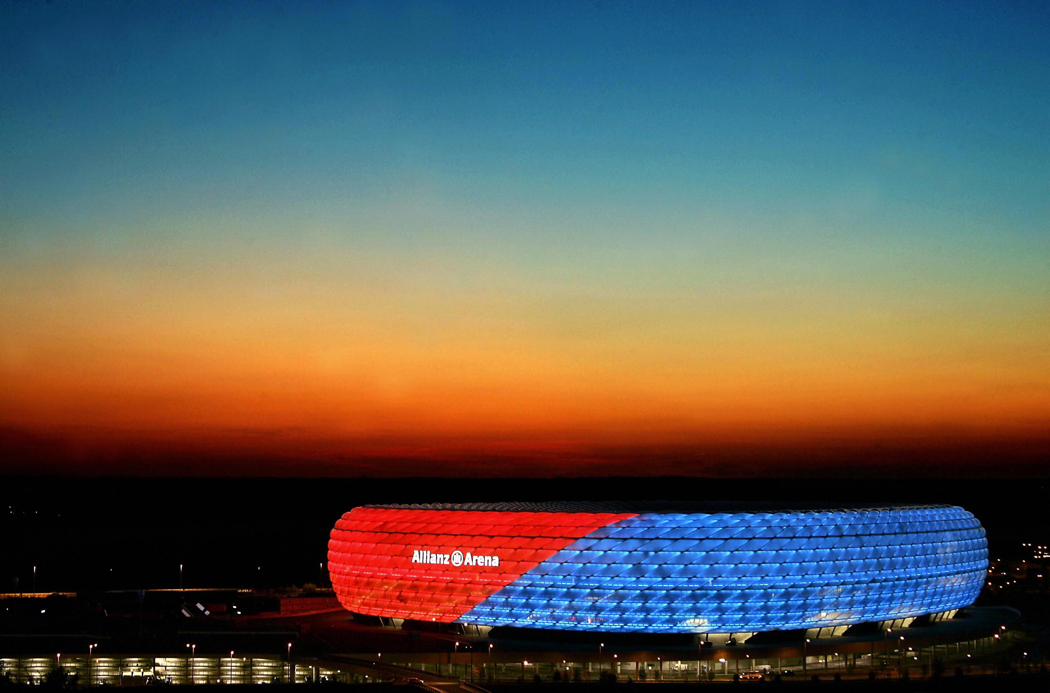 Allianz Arena stadio