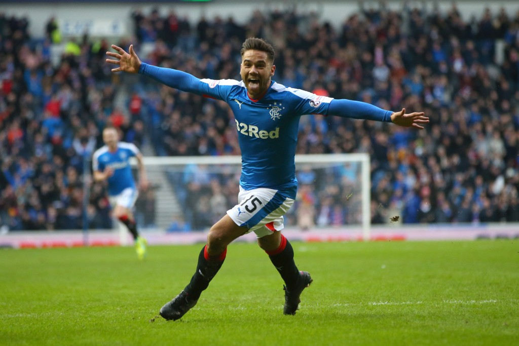 Harry Forrester Photo by Ian MacNicol/Getty images)