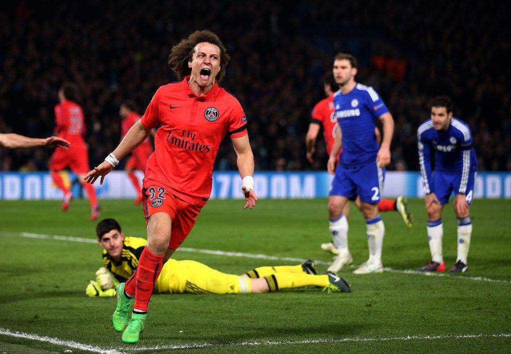 David Luiz, ex beffardo a Stamford Bridge (Paul Gilham/Getty Images)