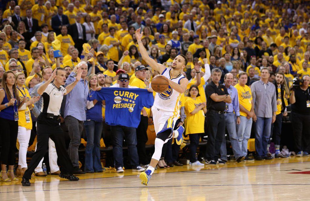 Portland Trail Blazers v Golden State Warriors - Game Five
