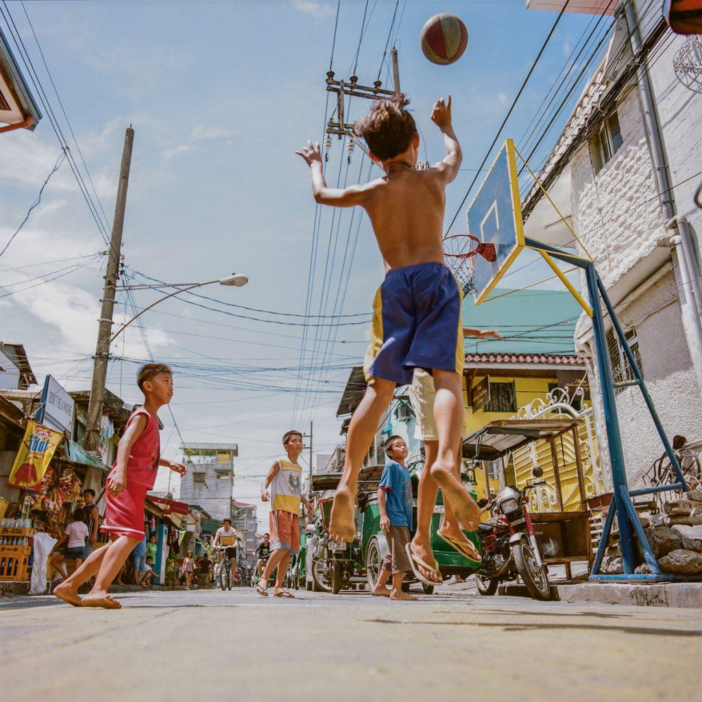 Private Road Court, Manila