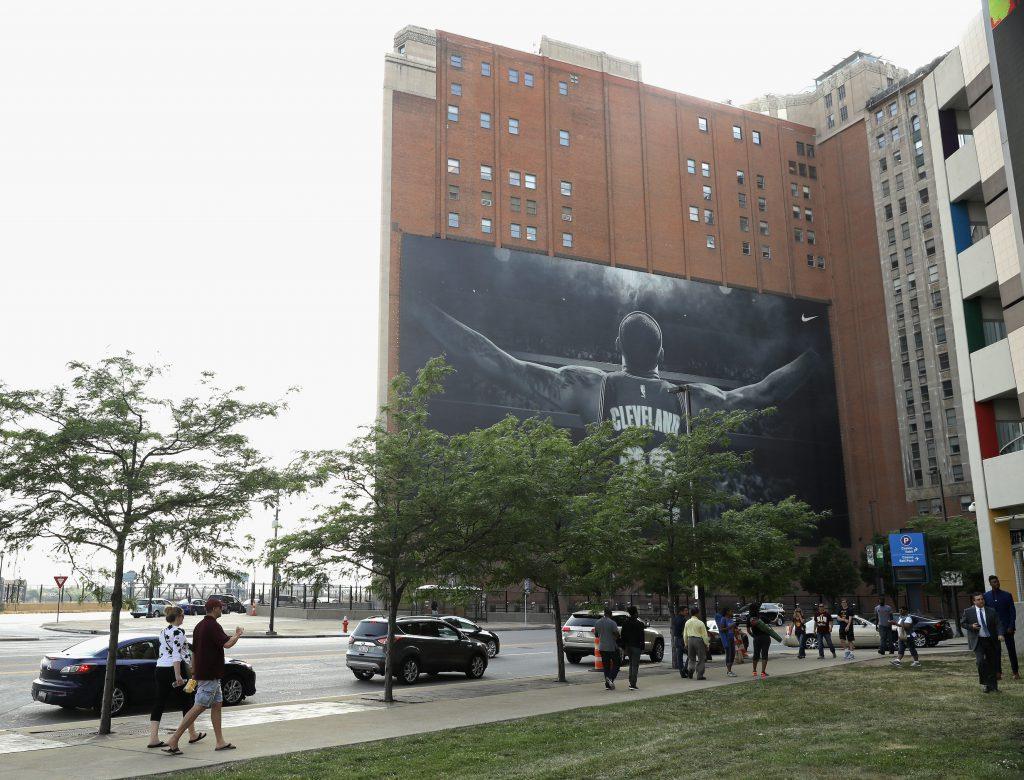 23, Cleveland (Ronald Martinez/Getty Images)