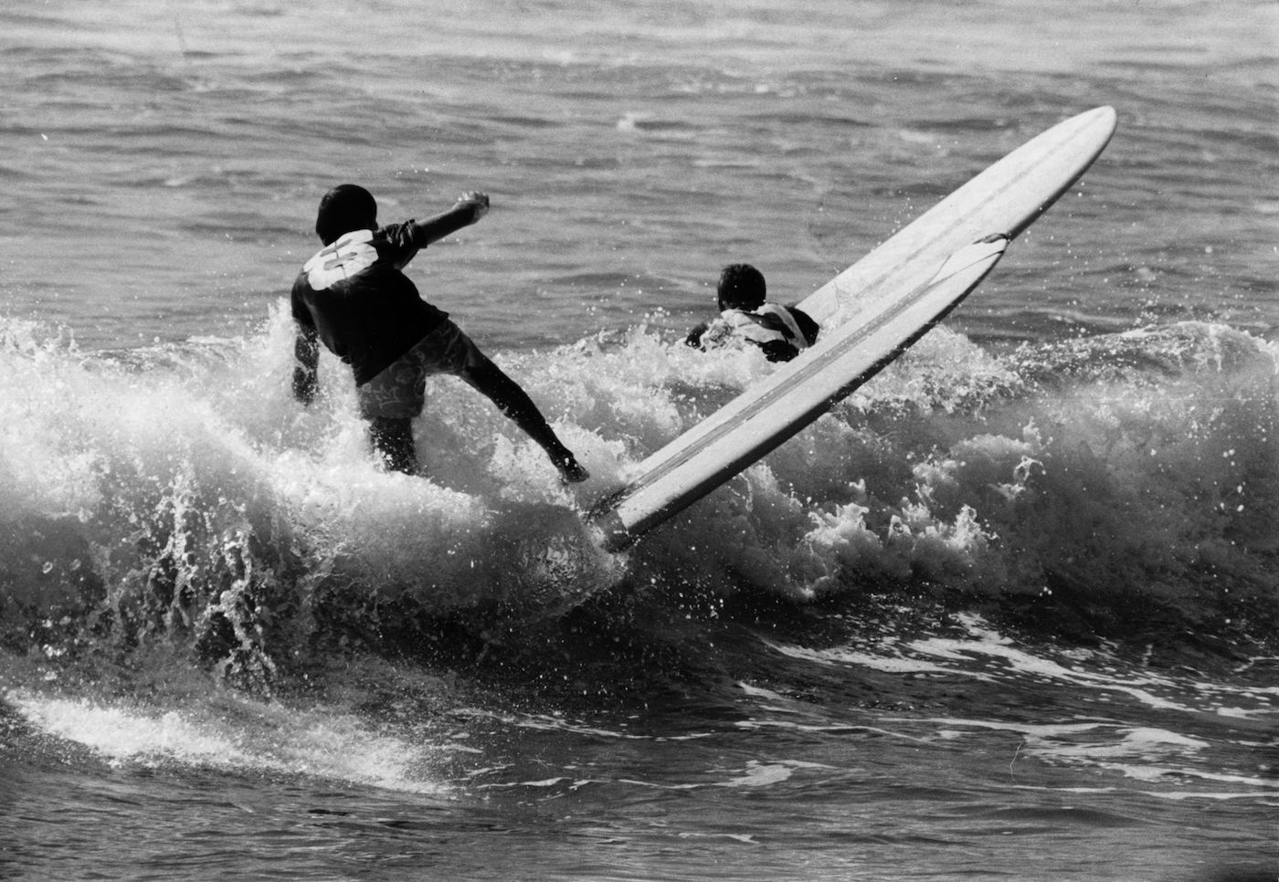 Out Surfing