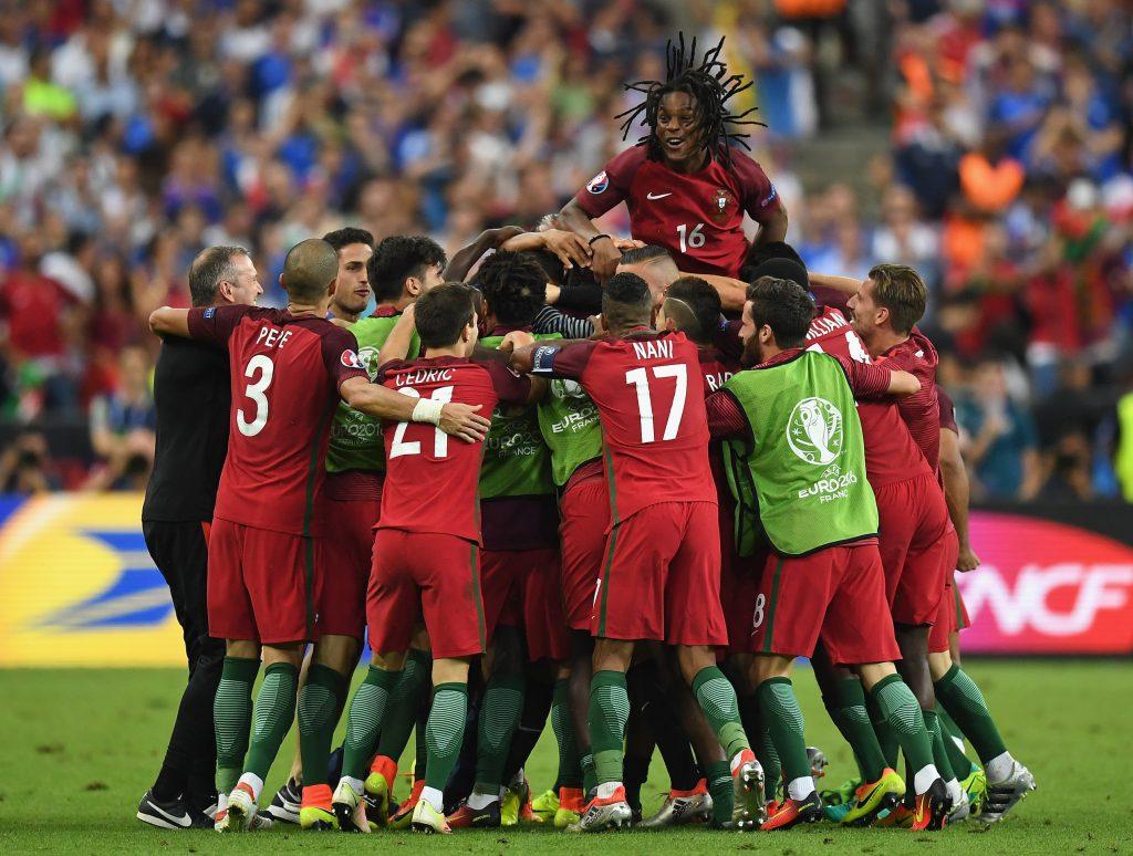 portogallo europei campioni