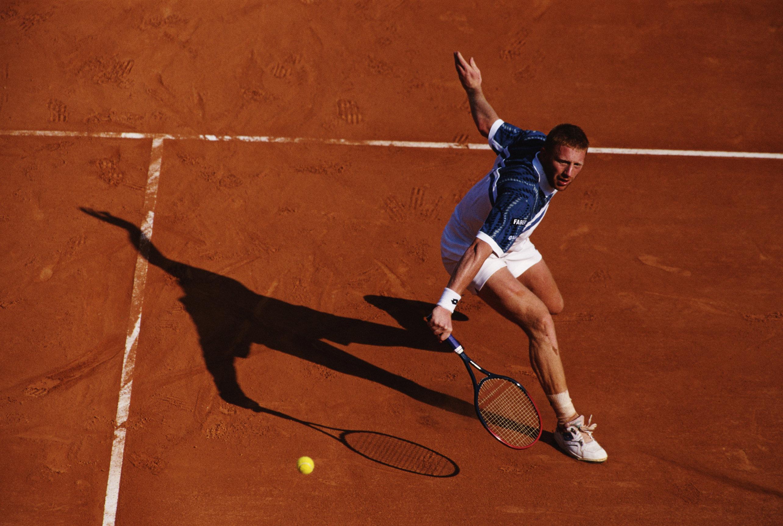 Boris Becker Montecarlo