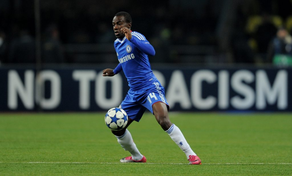 MOSCOW - OCTOBER 19: Gael Kakuta of Chelsea in action during the UEFA Champions League Group F match between Spartak Moscow and Chelsea at the Luzhniki Stadium on October 19, 2010 in Moscow, Russia. (Photo by Michael Regan/Getty Images)