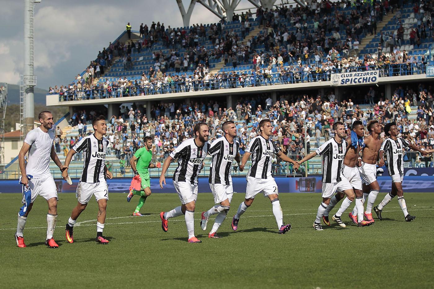 Empoli FC v Juventus FC - Serie A