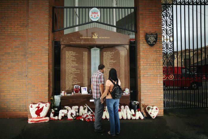 Liverpool Prepares For Hillsborough Disclosure Day
