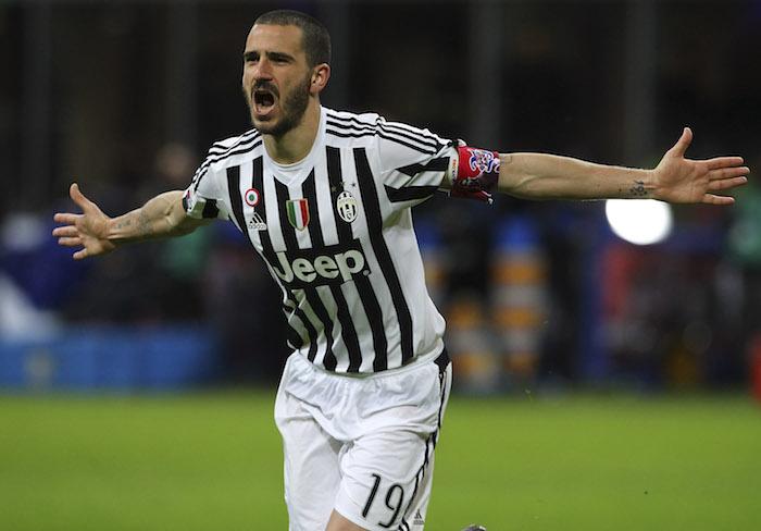 Chi ha giocato per Juventus, Milan e Inter?