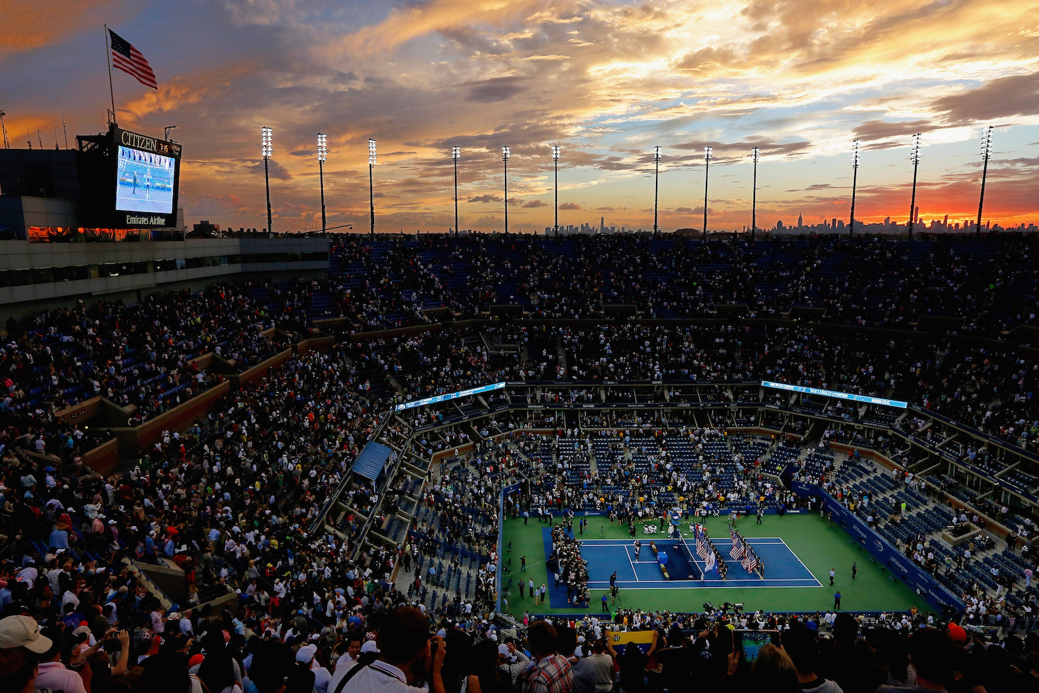 2014 US Open - Day 15