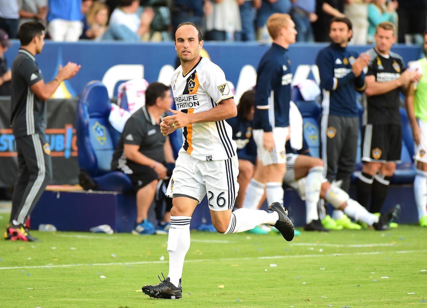 Orlando City SC v Los Angeles Galaxy