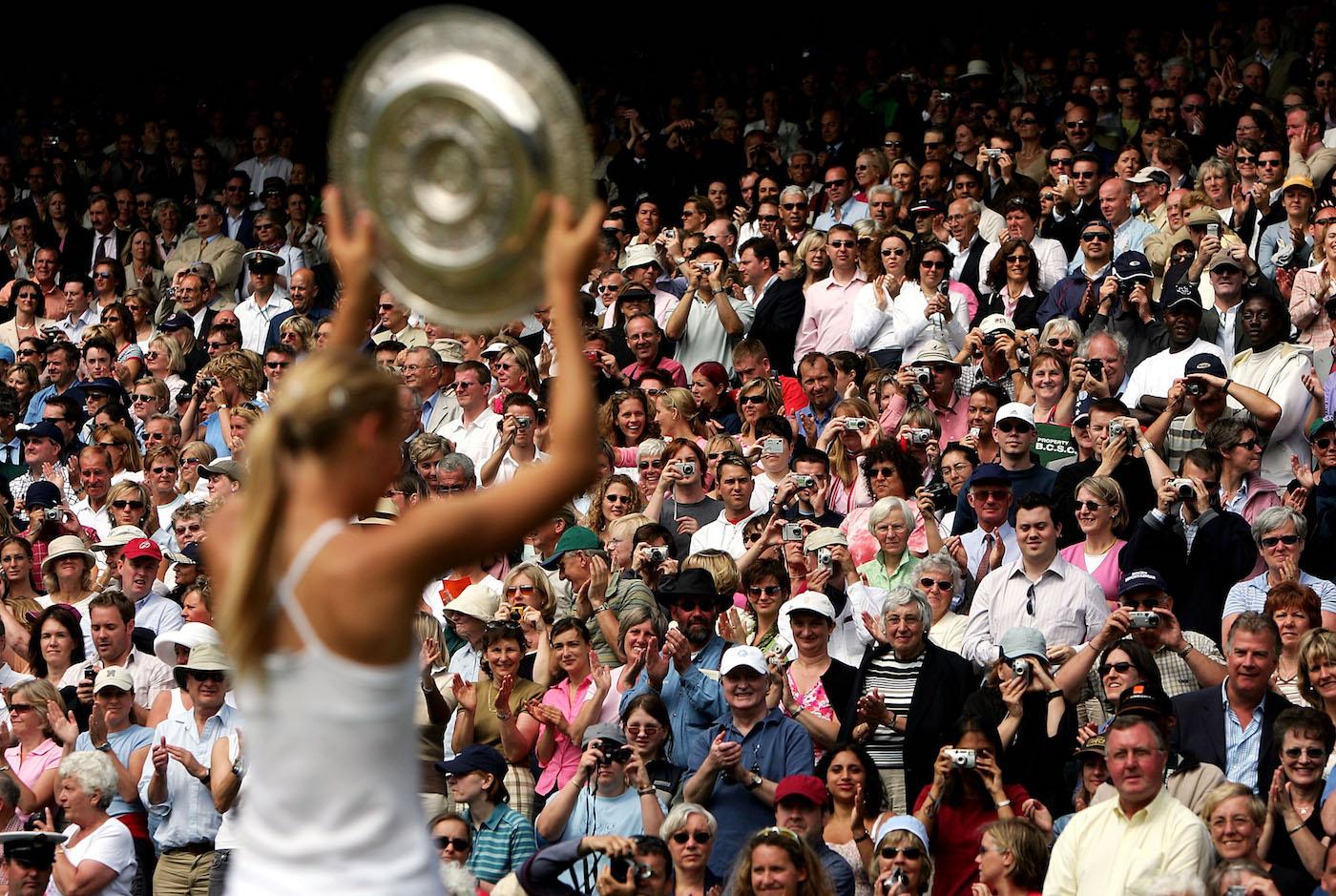 Wimbledon Championships 2004 - Day 12