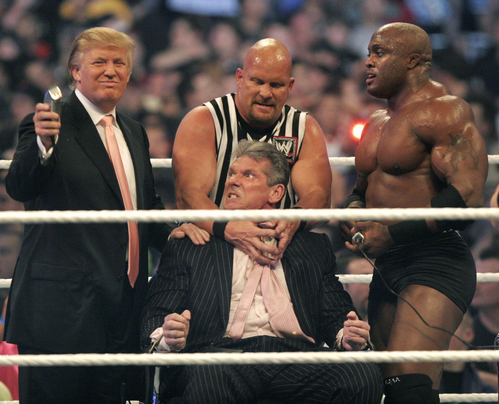 WWE Presents Wrestlemania 23