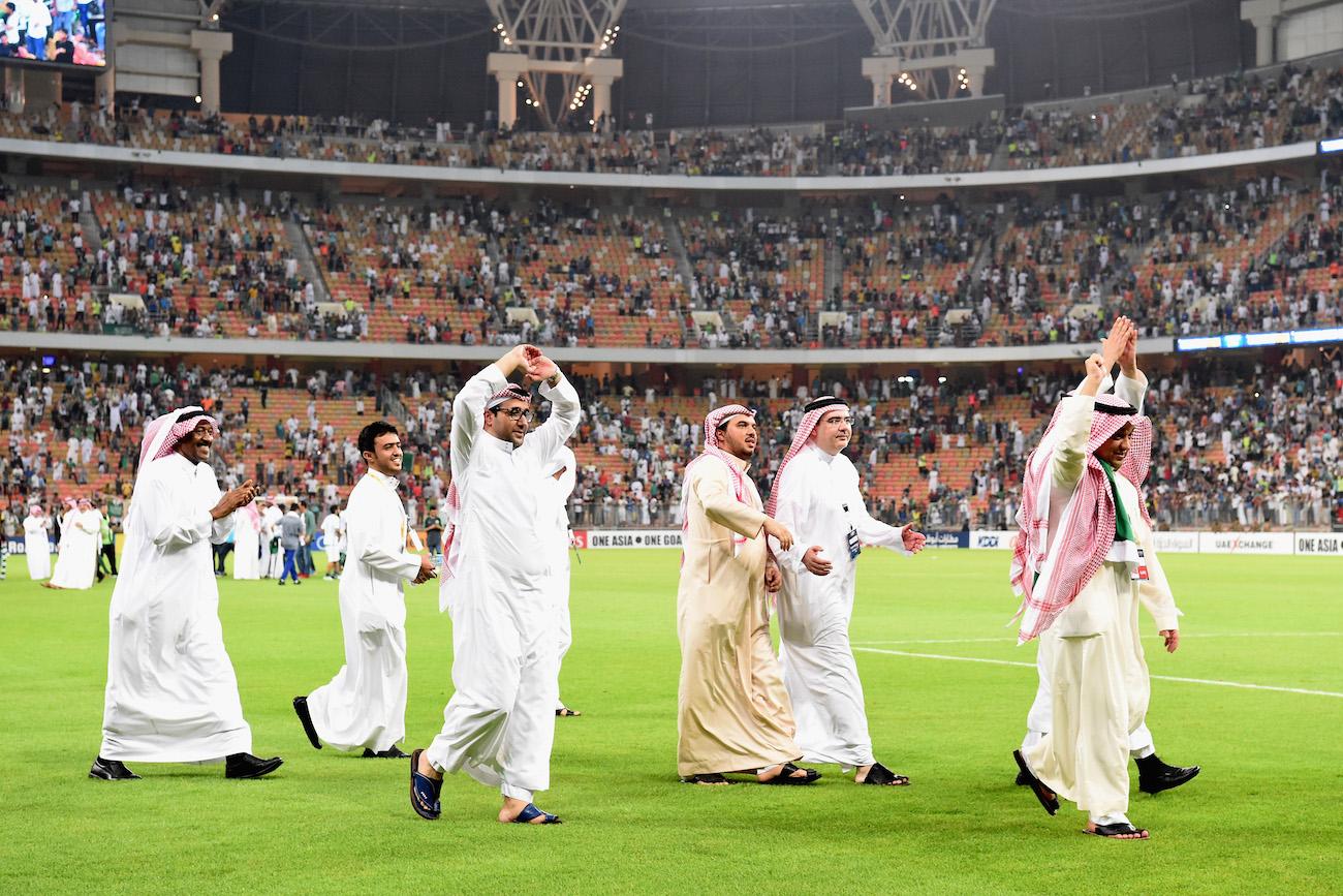 Saudi Arabia v Japan - FIFA World Cup Qualifier
