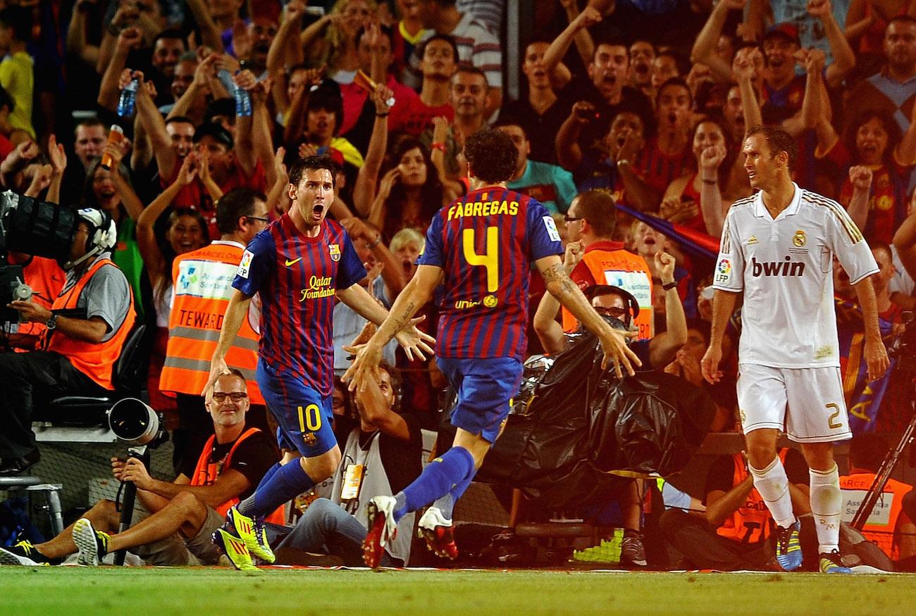 Barcelona v Real Madrid - Super Cup