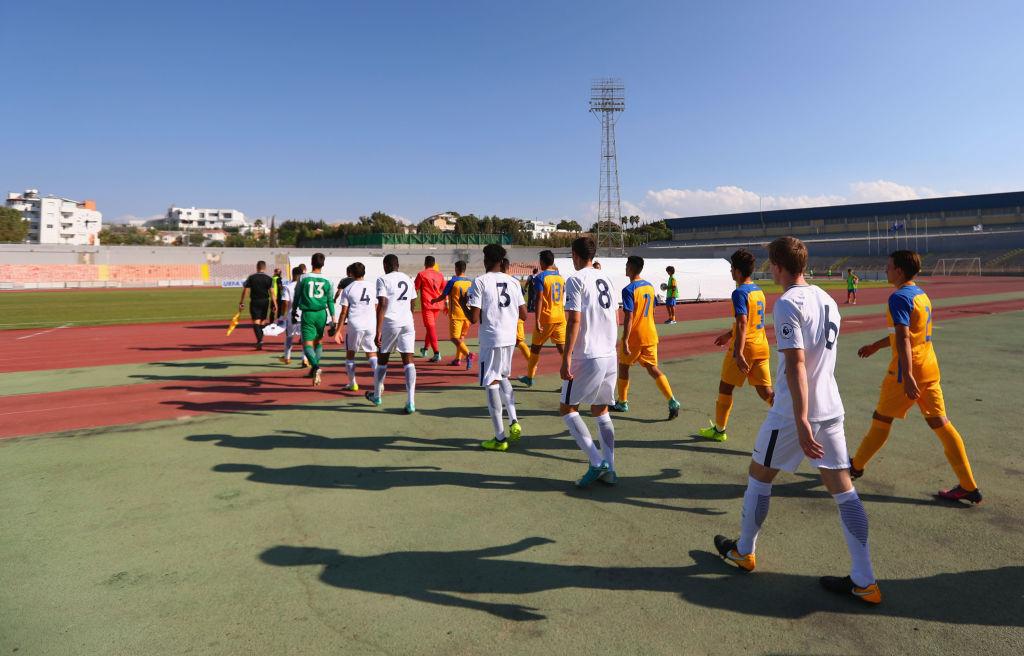 Apoel Nicosia v Tottenham Hotspur - UEFA Youth League