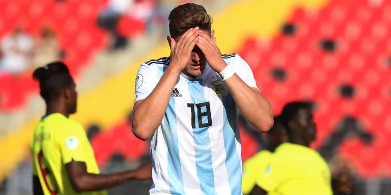 a113abf529 Nemmeno l'Argentina Under 20 vince più