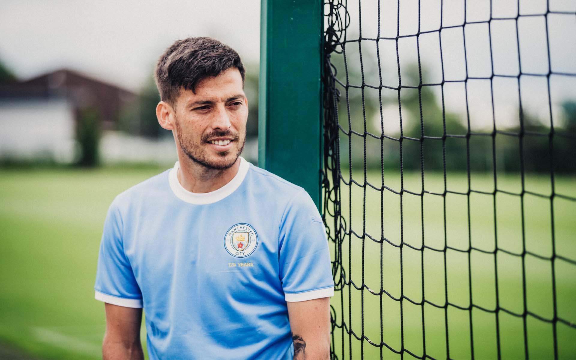 La maglia che il Manchester City indosserà in Community Shield è ...