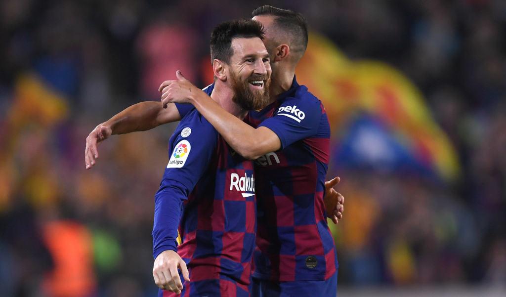 Le statistiche sui gol di Messi in questa stagione sono di un altro mondo