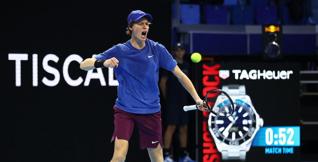 Come si giocherà a tennis nel futuro, visto oggi