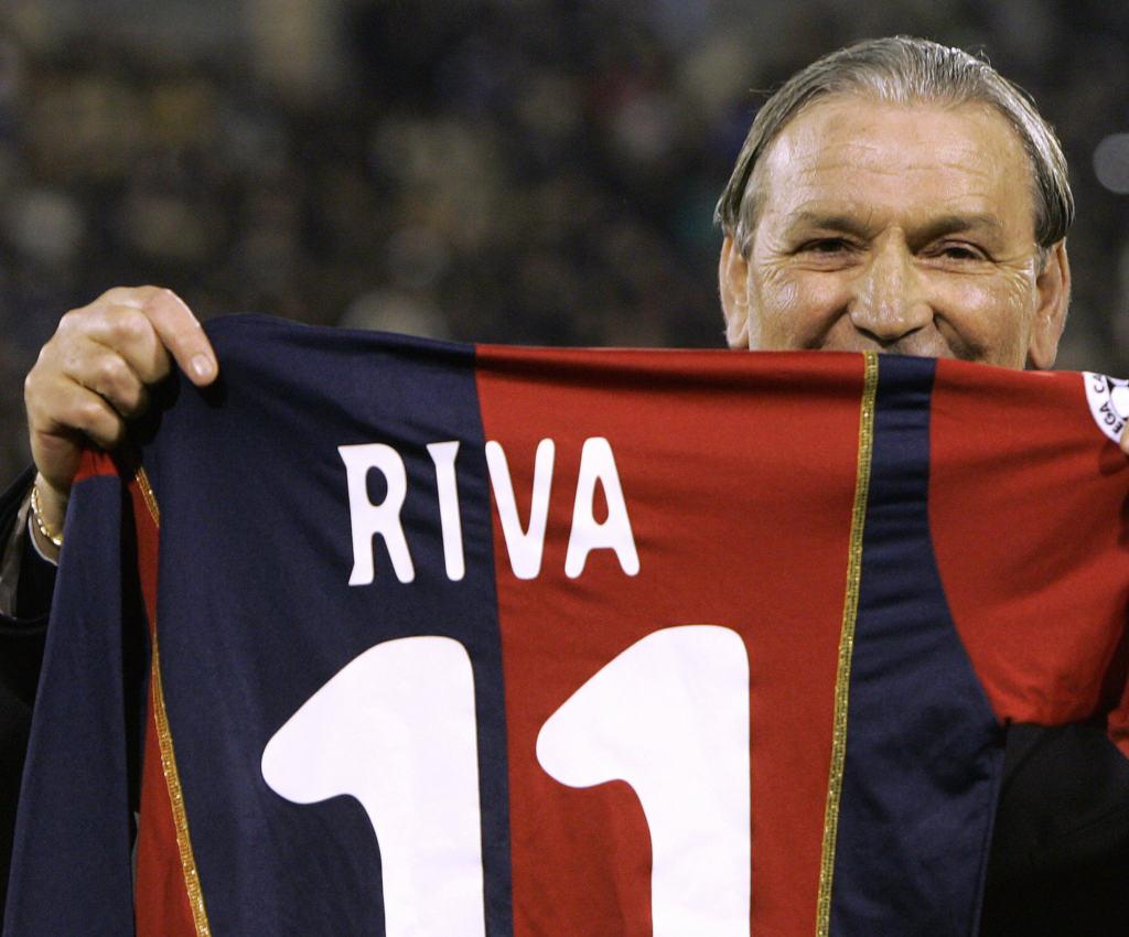 Gigi Riva è un mito che si è conservato uomo