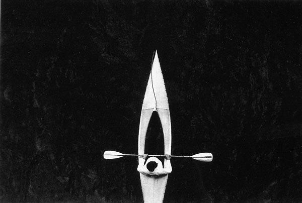 Kayak, Francoforte 1961 (Ray K. Metzker, Equinox & Laurence Miller)