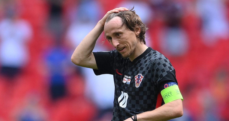 Sulla maglia della Croazia agli Europei c'era la bandiera sbagliata